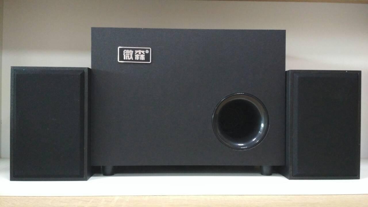 A500 USB-Аудіо система (сабвуфер, колонки)