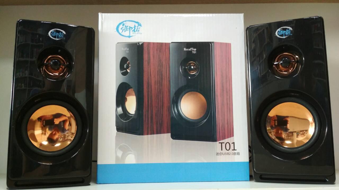 T01 Портативные USB-Колонки