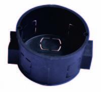 Коробка установочная наборная (подрозетник) d60 mm