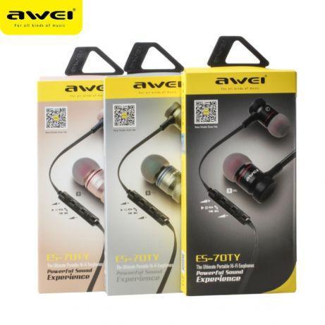 Наушники ES280hi wired earphone