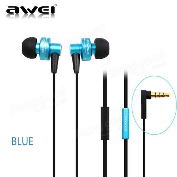 Навушники ES-900i wired earphone
