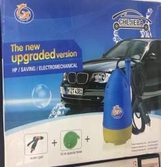 Автомойка - автономная от прикуривателя для мытья машины без емкости