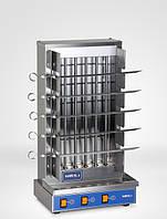 Электрошашлычница КИЙ-В Ш-5, электрический гриль комплектуется 5 шампурами