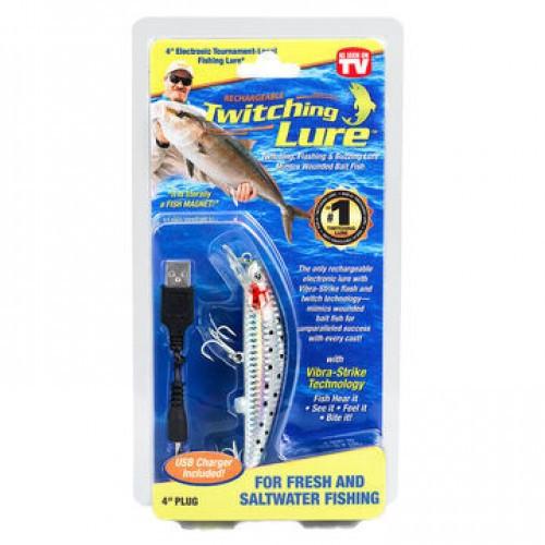 Рибка-приманка для риболовлі Twitching Lure