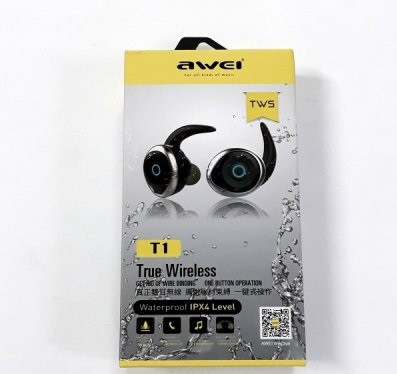 Навушники MDR T1 + BT Awei