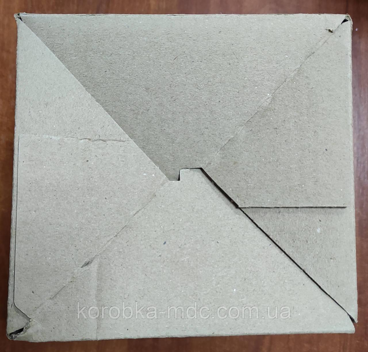 Коробка 5 л КВ влагопрочная Дно автомат