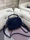Клатч комбинированный нат.замша/кожзам качество люкс арт.2547-1, фото 9