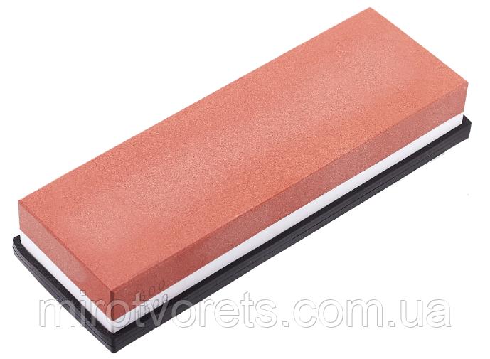 Камень двусторонний точильный (600/1500 GRIT)