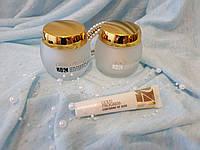 Набор кремов с золотом Gold, для всех типов кожи. Deliplus.Испания.