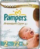 """Памперс""""1"""" Premium Care  (2-5 кг) 22шт/-696/"""