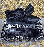 Мужские зимние кроссовки ALEXANDRO натуральная кожа 44, фото 5