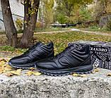 Мужские зимние кроссовки ALEXANDRO натуральная кожа 45, фото 2