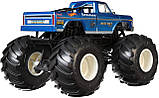 Hot Wheels Monster Truck Bigfoot Внедорожник хот вилс Монстер Трак Монстер Джем Monster Jam джип, фото 4