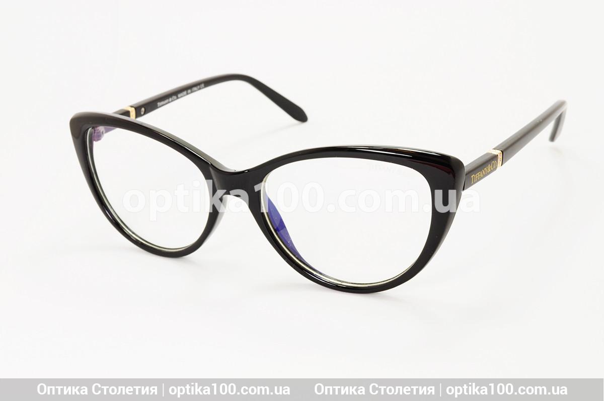 Женские имиджевые очки в стиле Tiffany. На небольшое лицо