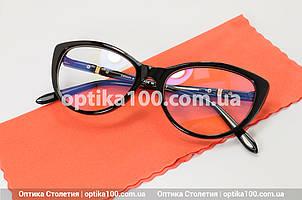 Женские имиджевые очки в стиле Tiffany. На небольшое лицо, фото 2