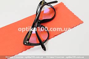 Женские имиджевые очки в стиле Tiffany. На небольшое лицо, фото 3
