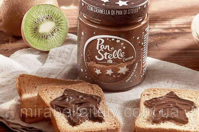 Шоколадная паста Pan di Stelle .330 грамм