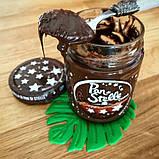 Шоколадная паста Pan di Stelle .330 грамм, фото 2