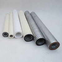 Елемент фільтра для поділу нафти, газу. Високоякісна фільтрація для дизельних та біодизельних застосувань