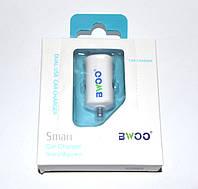 Автомобильная зарядка BWOO Smart USB