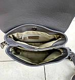 Сумка кросс-боди италия натуральная кожа, фото 8