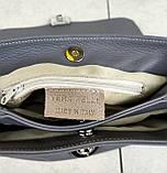 Сумка кросс-боди италия натуральная кожа, фото 9