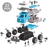 Конструктор DIY Spatial Creativity  - Цистерна LM8053-SZ-1, фото 3