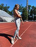 Женский спортивный костюм Lameia Серый, фото 6