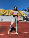 Женский спортивный костюм Lameia Серый, фото 7