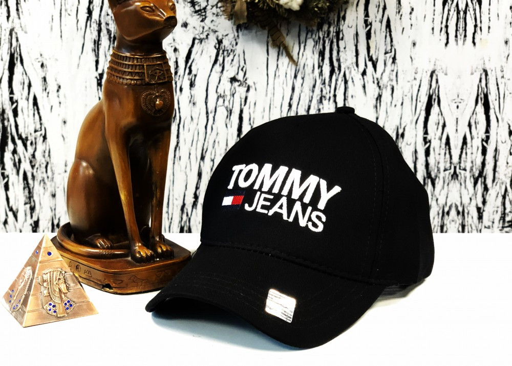 Кепка Tommy Hilfiger jeans black