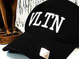 Кепка VLTN black, фото 3