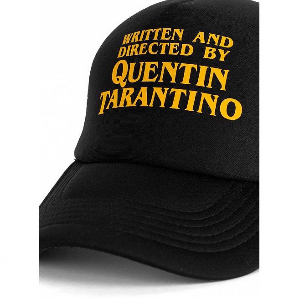 Тракер Cult - Quentin Tarantino, Black