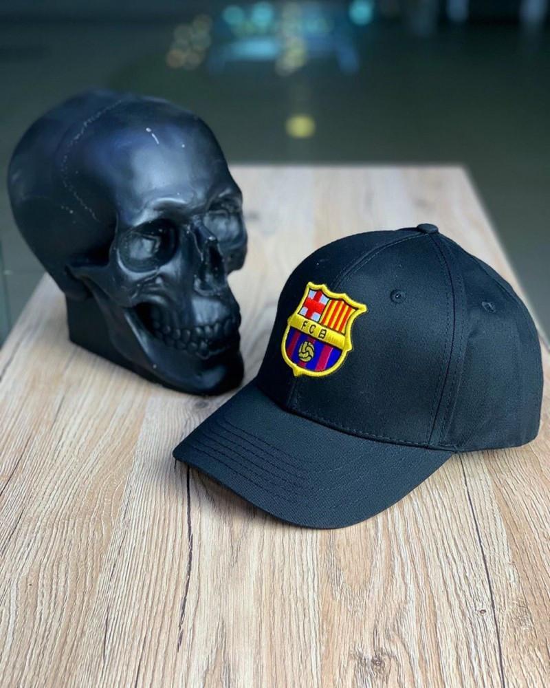Кепка FC Barcelona Black