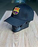 Кепка FC Barcelona Black, фото 2