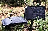 Зажим Miracle alligator black, фото 4