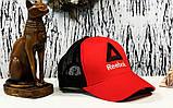 Кепка Reebok classic red, фото 3