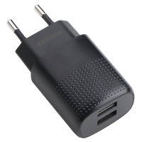 Сетевая зарядка PURIDEA C03 Dual (Black)