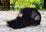 Кепка Tommy Hilfiger classic black, фото 4