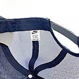 Тракер кепка UFC серый Большой логотип, фото 4