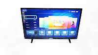 "LCD LED Телевизор JPE 39"" Smart TV, WiFi, 1Gb Ram, 4Gb Rom, T2, USB/SD, HDMI, VGA, Android 4.4"