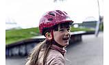 Велосипедний дитячий шолом ABUS SMILEY 2.0 S 45-50 Cherry Heart 869556, фото 2