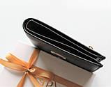 Мужской подарочный набор Philipp Plein 02 - ремень и кошелек черные, фото 7
