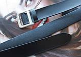 Женский кожаный ремень Dior ширина 2.5 см черный, фото 2