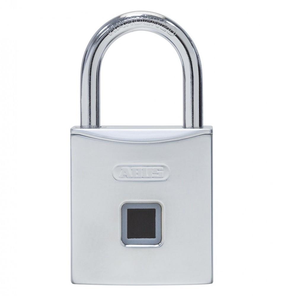 Замок навісний Abus Touch Fingerprint 56/50 865312 Silver