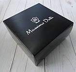 Мужской ремень для джинсов Massimo Dutti с черной пряжкой черный, фото 5