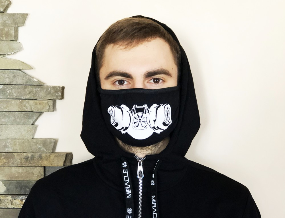 Защитная маска Miracle Mask black
