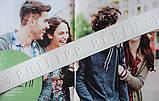 Мужской кожаный ремень Philipp Plein для джинсов white, фото 4