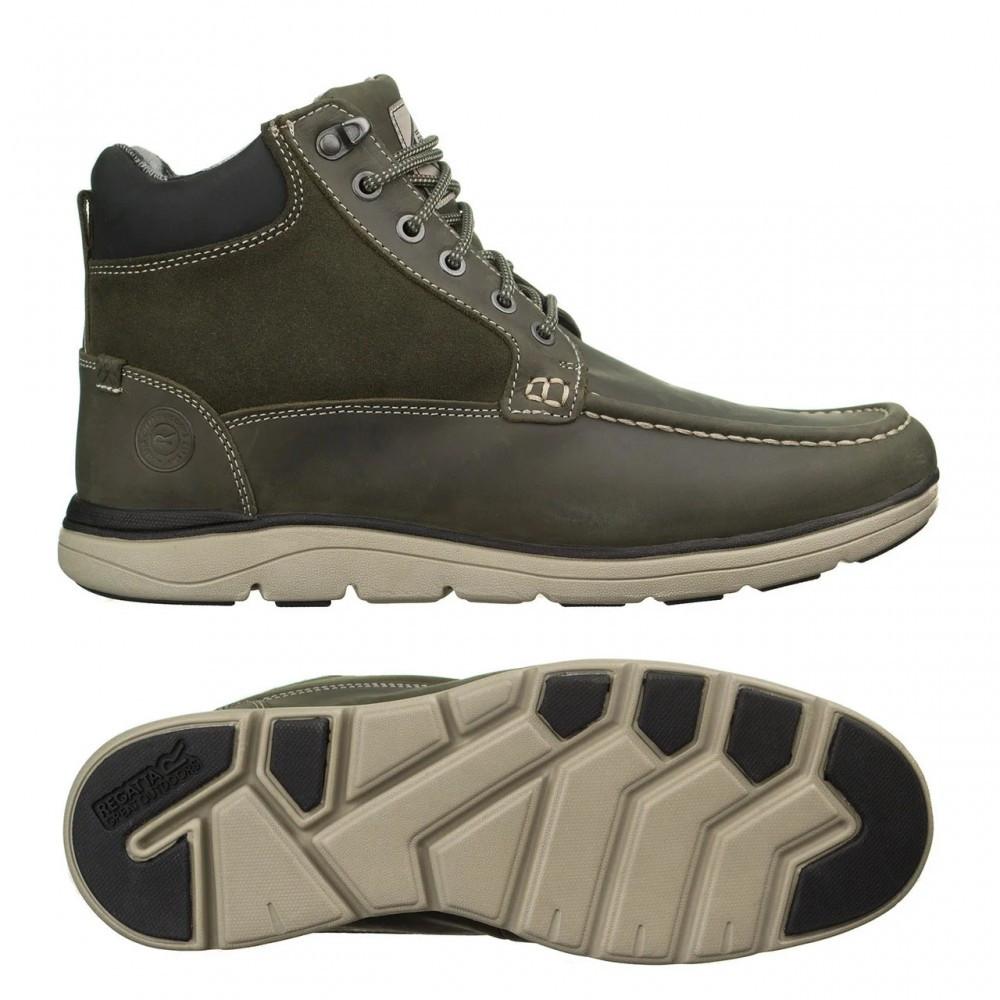 Чоловічі черевики Regatta Denshaw Khaki