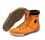 Черевики чоловічі Arigobello 44 Orange, фото 3