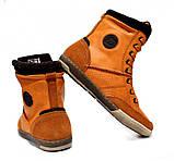 Черевики чоловічі Arigobello 44 Orange, фото 5